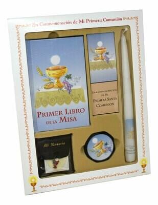 Primer Libro De La Misa 809/58BS
