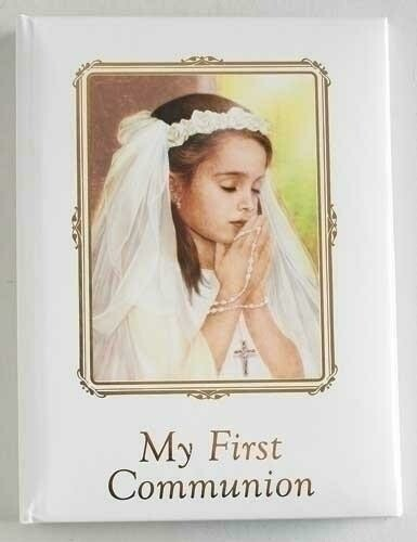 My First Communion Memory Book Girl
