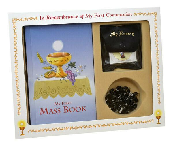 First Mass Book Communion Boxed Set 808/56B