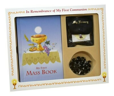 First Mass Book Communion Boxed Set 808/56B