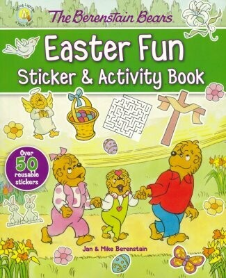 Easter Fun Sticker and Activity Book: The Berenstain Bears