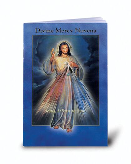 Divine Mercy Novena Booklet 2432-123