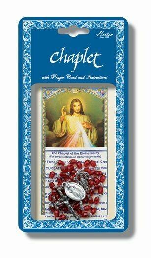 Divine Mercy Chaplet Rosary 059