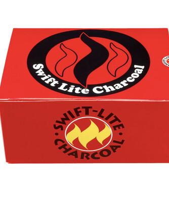 Swift lite charcoal box 80/33mm