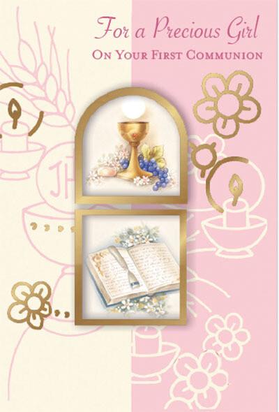 Precious Girl First Communion 87670