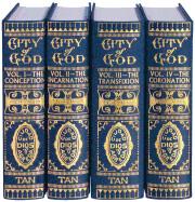 Mystical City of God 4 Vol Set