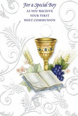 Special Boy First Communion 89029