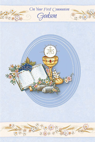 First Communion Godson 89654