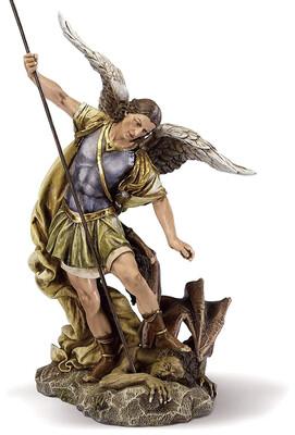 "12"" St Michael Figurine 40726"