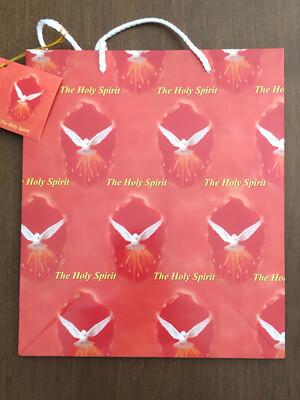 Large Gift Bag Holy Spirit 11-8020