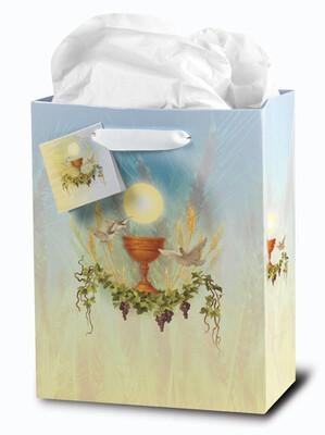 Med Gift Bag Communion BG-689m