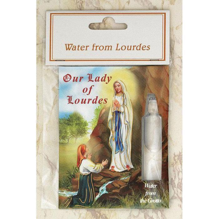 Lourdes Water 108-60-1001