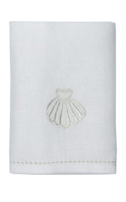 Baptismal Napkin Shell