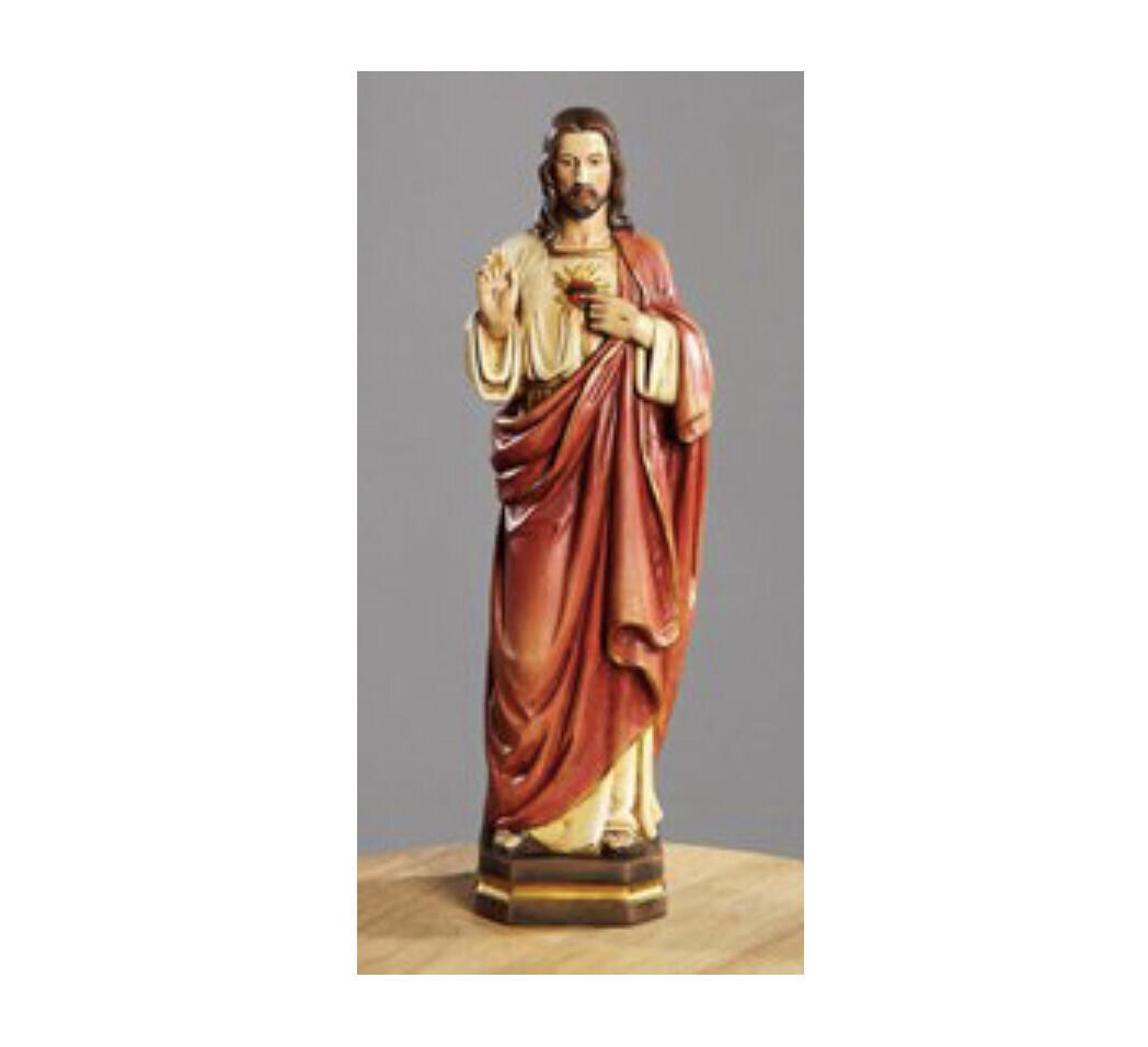 "Sacred Heart Statue 12"""