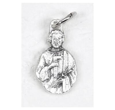 St Joseph the Worker Silhouette Medal