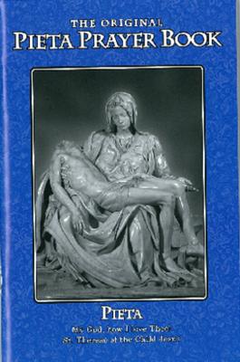 Pieta Prayer Book Blue