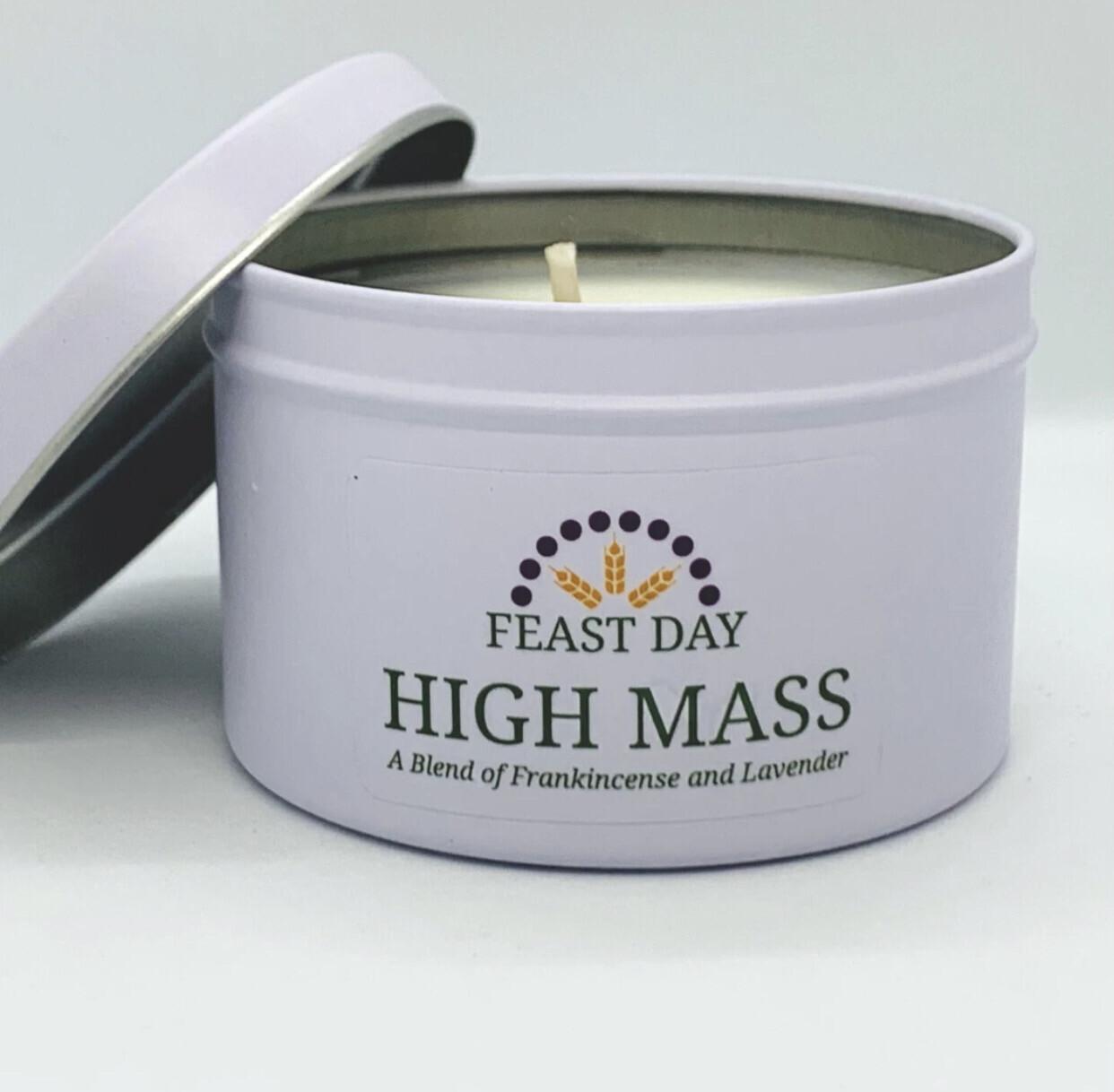 High Mass Candle