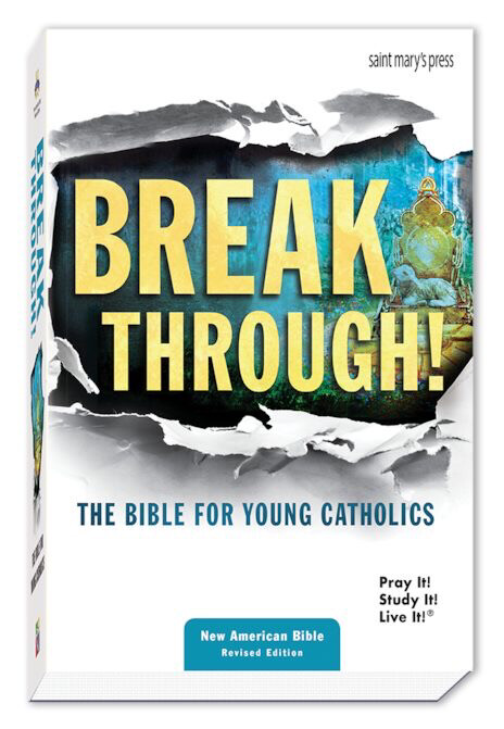 Breakthrough! The Bible for Young Catholics NABRE SMP Hardcover