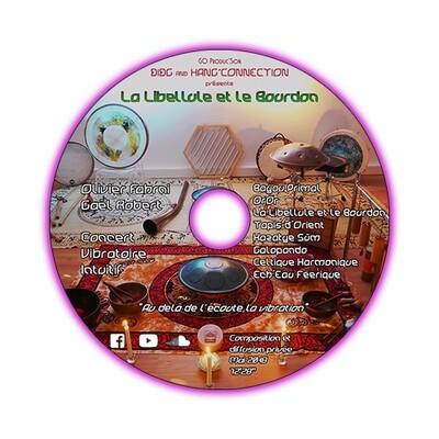 Album Live « La Libellule et le Bourdon » 500