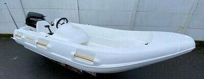 Nowa łódka, motorówka River 350 XR VIP + MercuryF9,9 2020r!