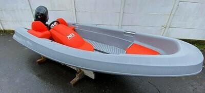 Nowa łódka, motorówka River 420 XR +SUZUKI DF25A Z 2015R.!