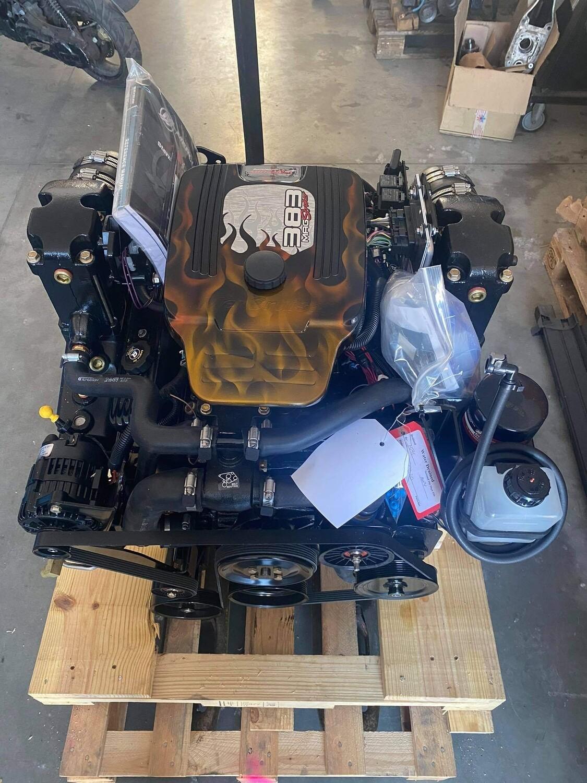 MERCRUISER 6,2 V8 383 stoker