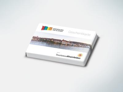 Geschenkkarte Rheinfelden Pro Altstadt