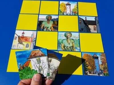 Memo-Spiel Rheinfelden