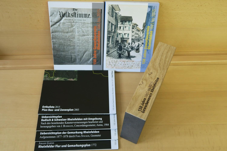 150 Jahre Gewerbeverein Rheinfelden