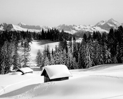 Photo - Ancienne Hiver #002