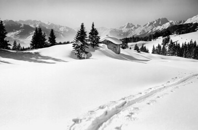 Photo - Ancienne Hiver #012