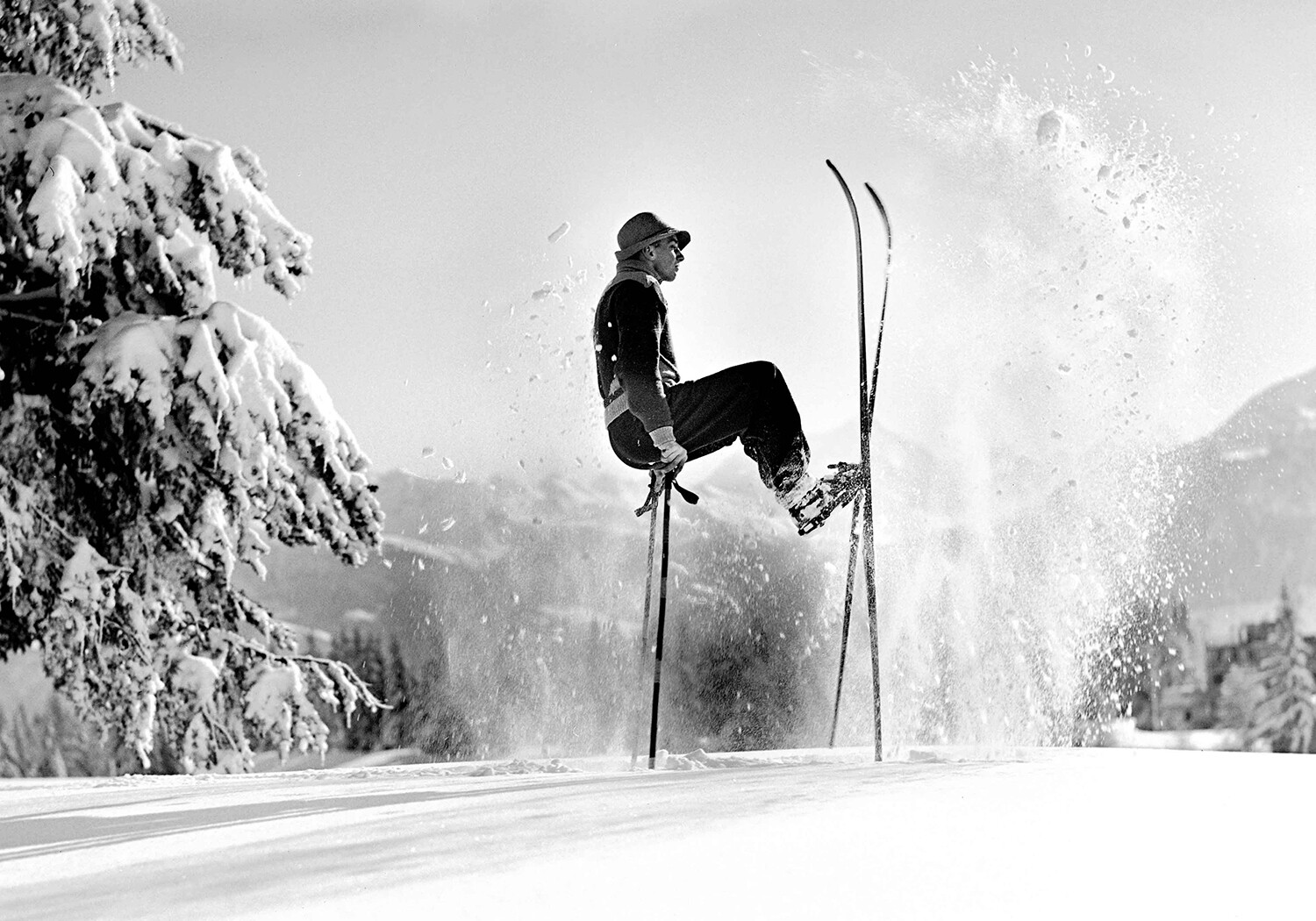 Photo - Ancienne Hiver #007
