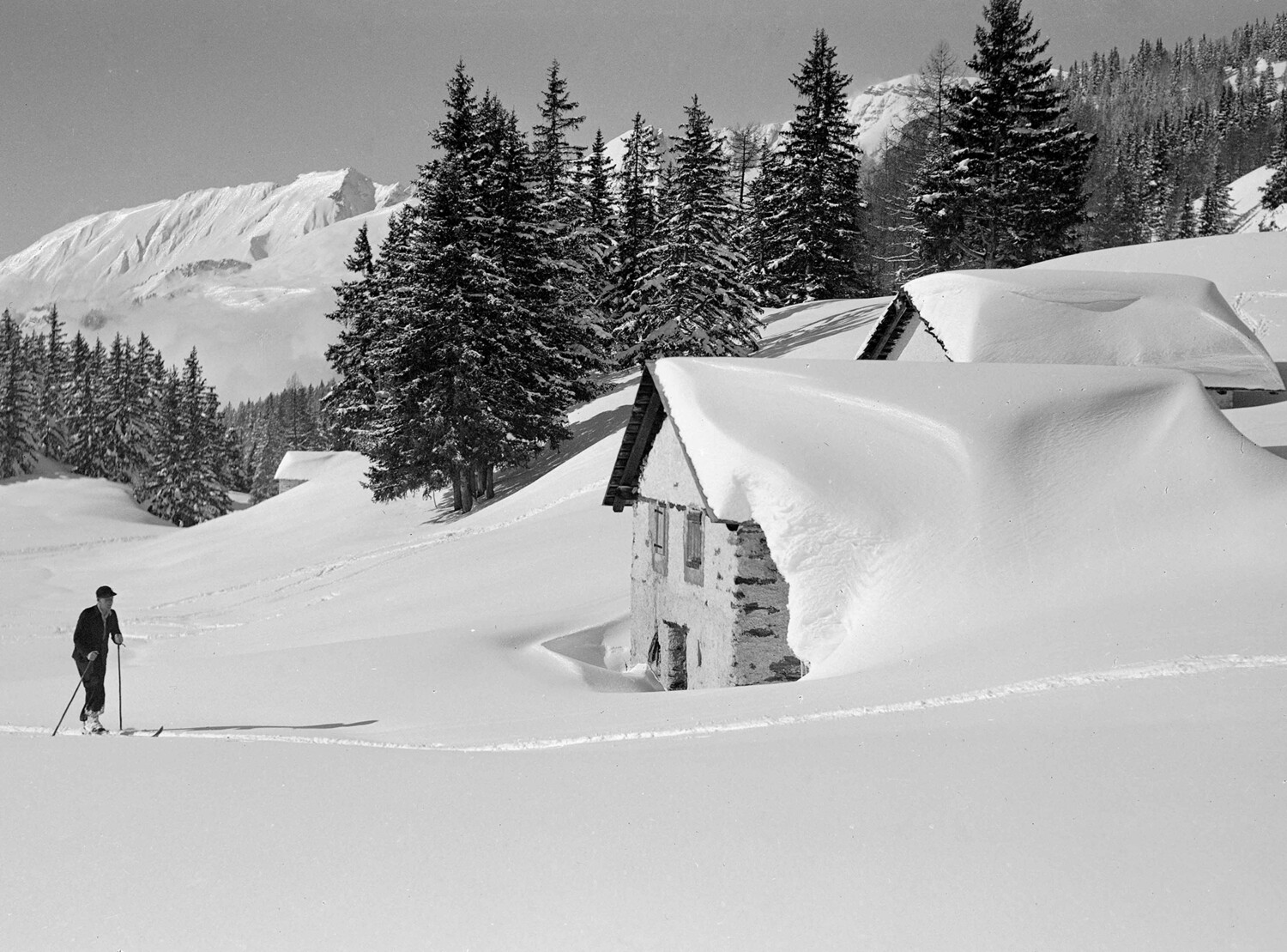 Photo - Ancienne Hiver #027