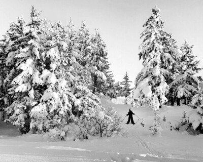 Photo - Ancienne Hiver #023