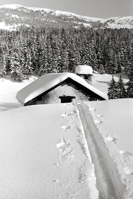 Photo - Ancienne Hiver #039