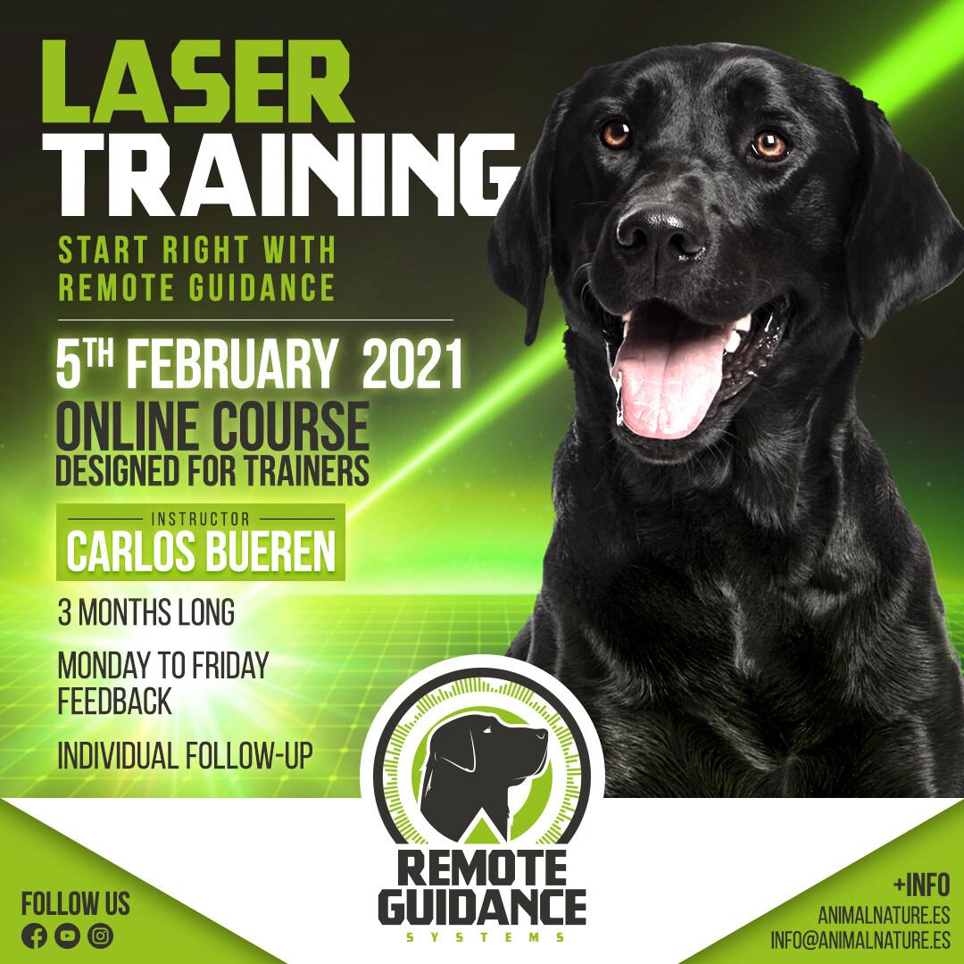 Online Course - Laser Training (English Version)