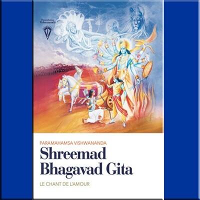 COMMANDE -Shreemad Bhagavad Gita commentée