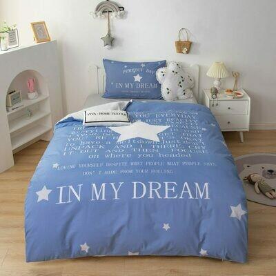 Комплект постельного белья Сатин Детский CD031
