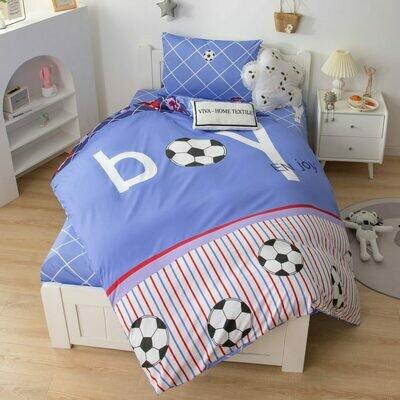 Комплект постельного белья Сатин Детский CD035