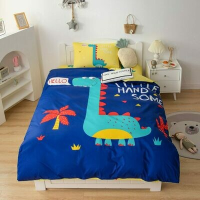 Комплект постельного белья Сатин Детский CD033