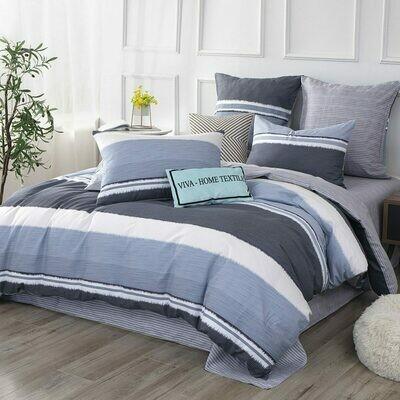 Комплект постельного белья Делюкс Сатин L329