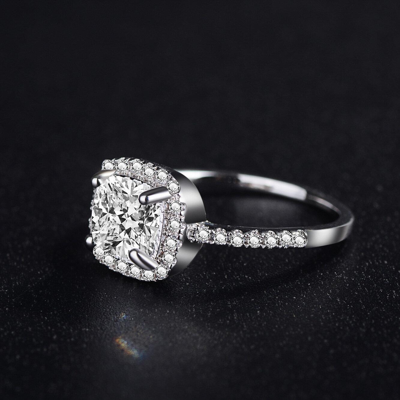 Fashion Rings Show Elegant Temperament Jewelry