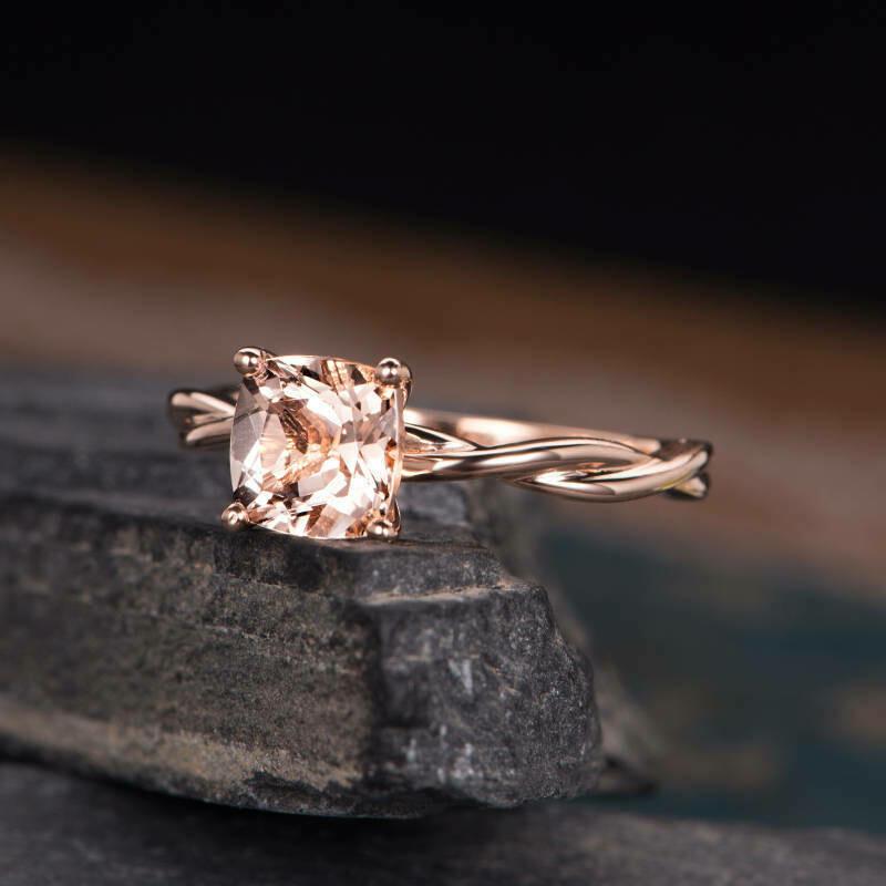 European and American ladies' wedding rings