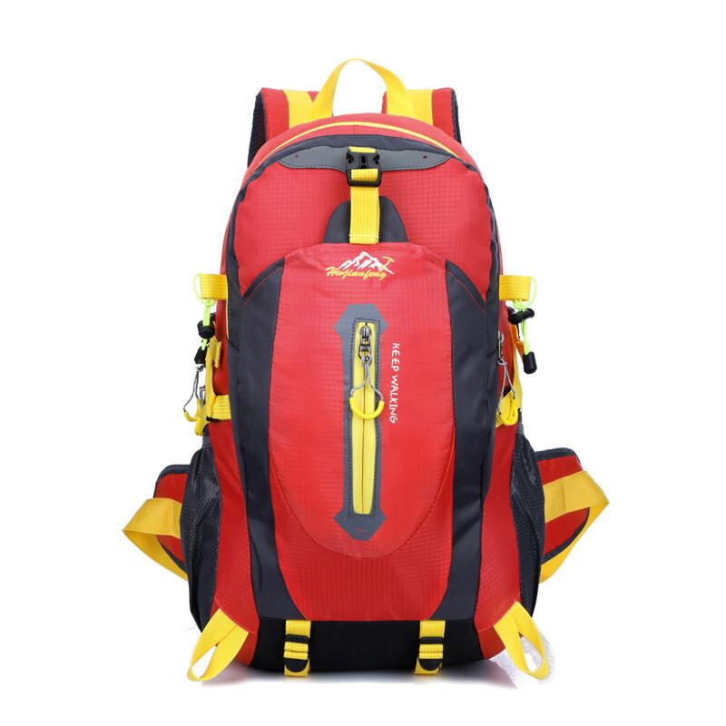 New outdoor mountaineering bag men's sports bag