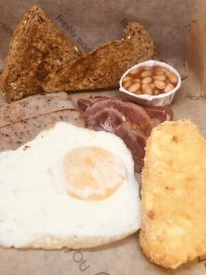 Full Basilian Breakfast