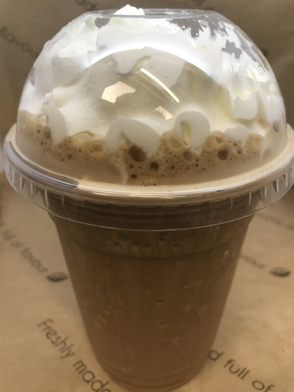 Iced Frappuccino