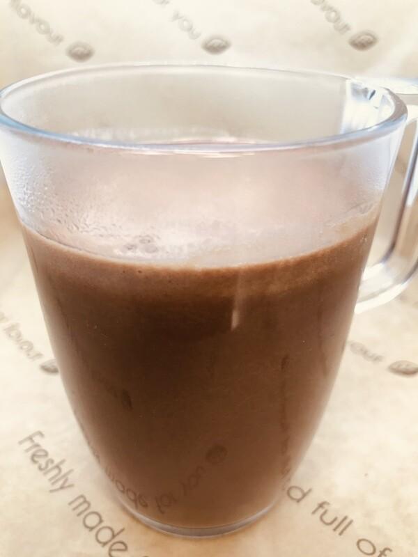 Vegan Italian Hot Chocolate