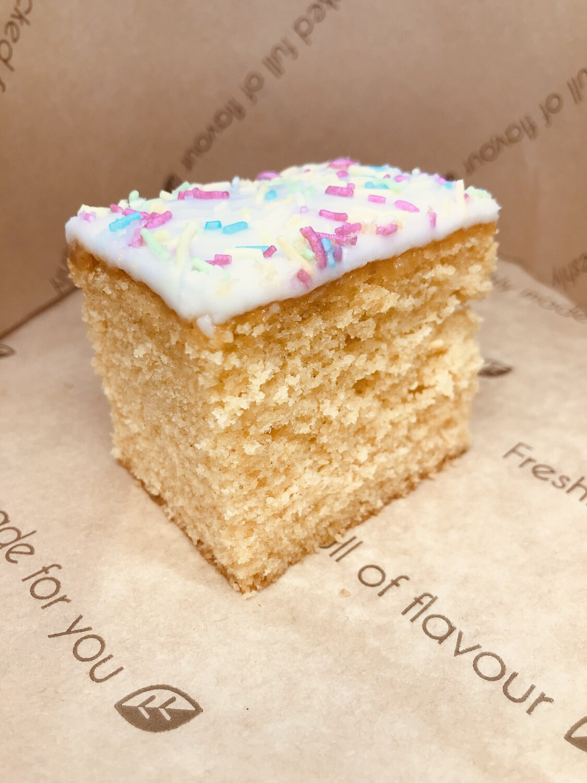 Sprinkle Cake Bite