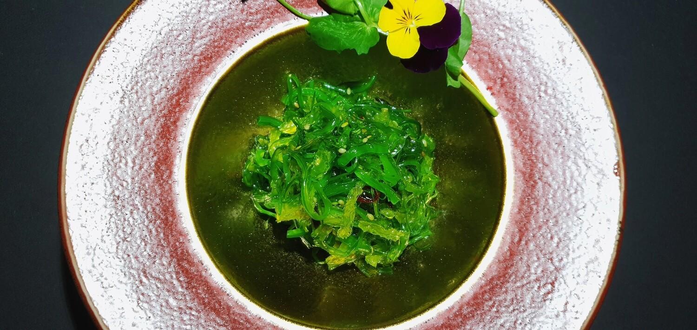 40. Salade d'Algues
