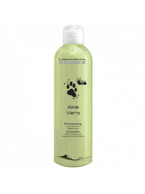 Shampooing Diamex Aloe Vera 250 ML - 1L - 5L - 25L